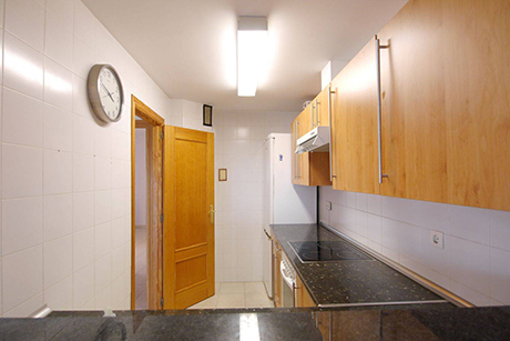 other kitchen pic apartment in reserva del higueron benalmadena