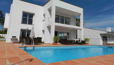 villa golf spain image - distressed property spain