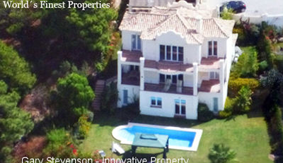 villa from the bank marbella - distressed property spain