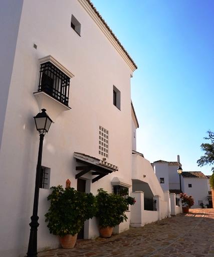 Pueblo Andalucian Style Near Marbella