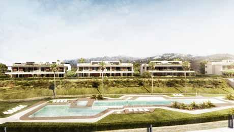new apartments for sale in santa clara golf marbella