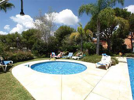Apartment Cabopino Golf other swimming pool