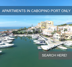 apartments for sale cabopino port