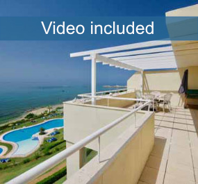 penthouse granados cabopino for sale