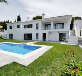 villa for sale cabopino marbella