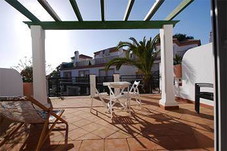 patio house for sale in cabopino