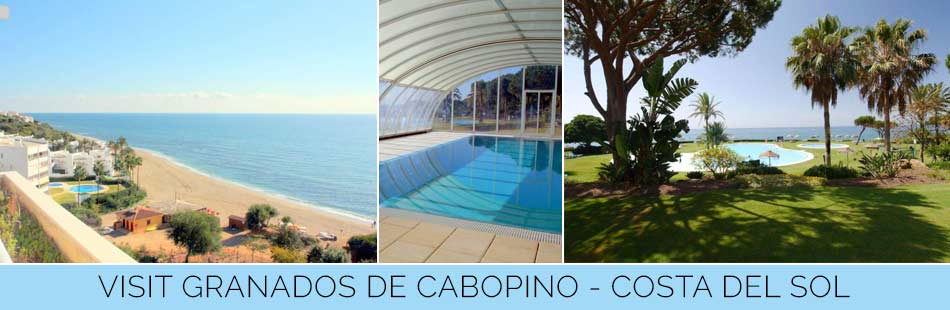 Granados de Cabopino | Apartment for sale image header cabopino