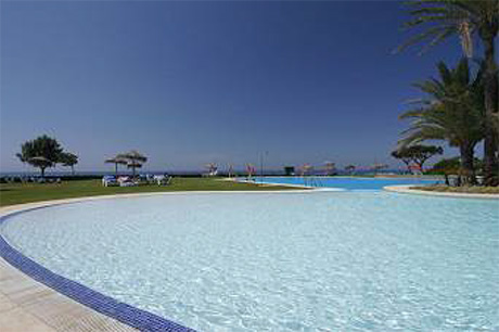 2 bed ground floor apartment for sale | Granados de cabopino swimming pool
