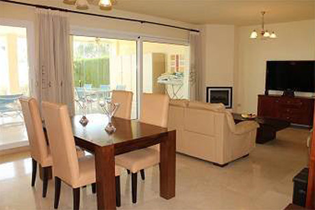 Spacious 4 bed 4 bath luxury ground floor apartment | Granados de cabopino interior