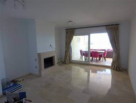 2 bed ground floor apartment for sale | Granados de cabopino dining room