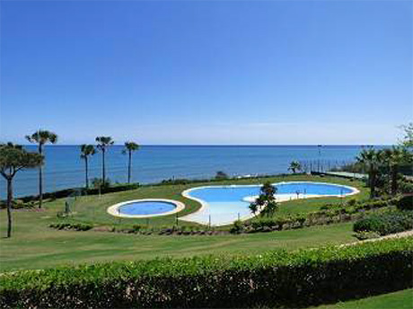 2 bed ground floor apartment for sale | Granados de cabopino other view