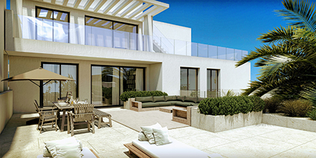 la cala penthouses and apartments new development main image