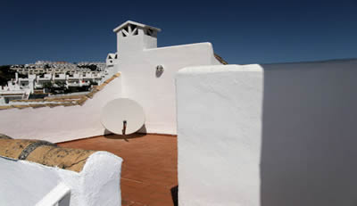 town house mijas - distressed property spain