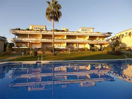Ground floor apartment for sale las mimosas del golf cabopino other pool