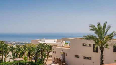 saint andrews cabopino middle floor apartment
