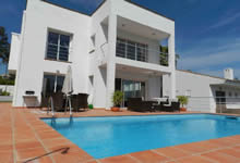 Innovative properties  - Costa Del Sol property experts - villa golf modern villa spain