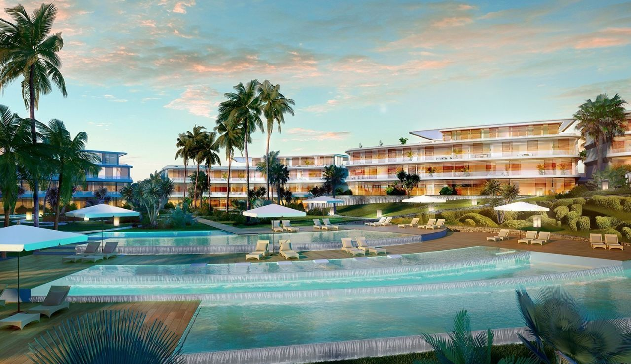 image of apartments Amazing residential development Estepona with exceptional sea views - Costa del Sol New Developments