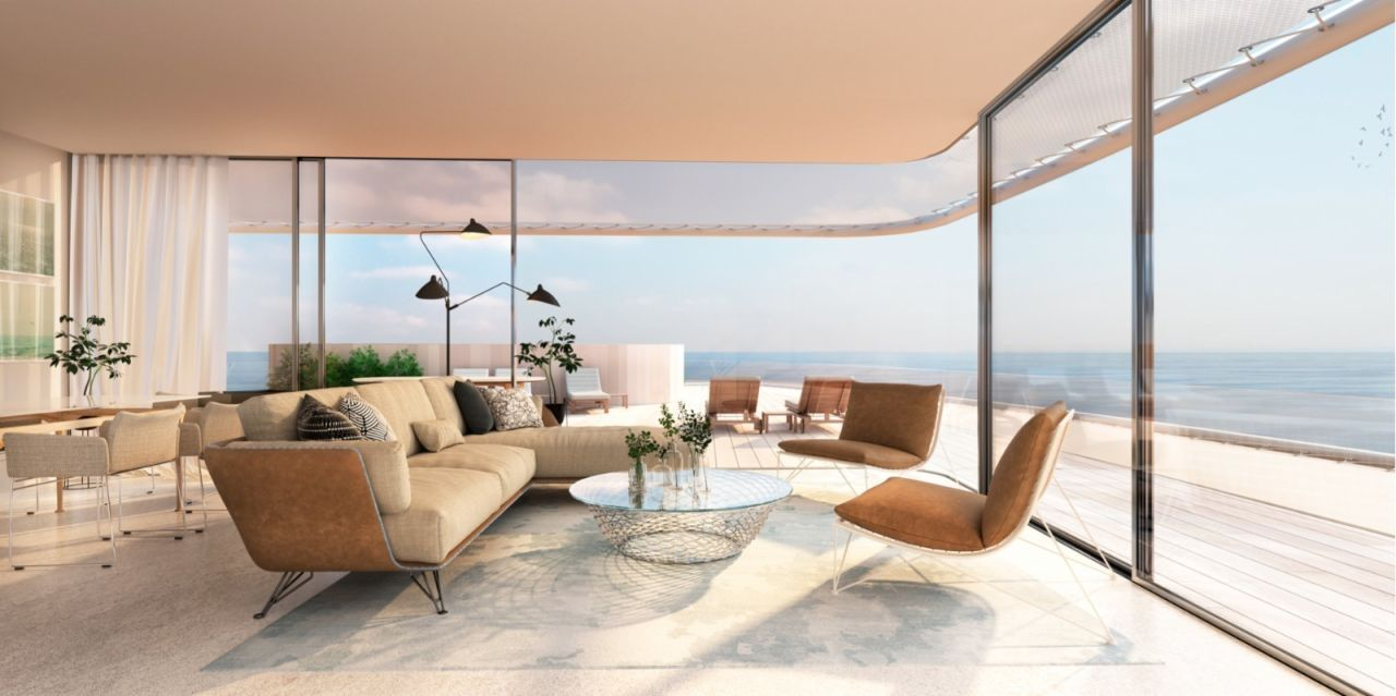 interior Amazing residential development Estepona with exceptional sea views - Costa del Sol New Developments