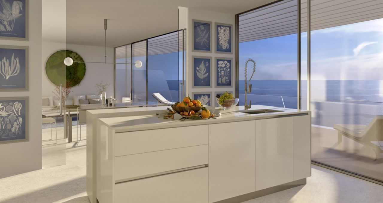 kitchen image 2 Amazing residential development Estepona with exceptional sea views - Costa del Sol New Developments