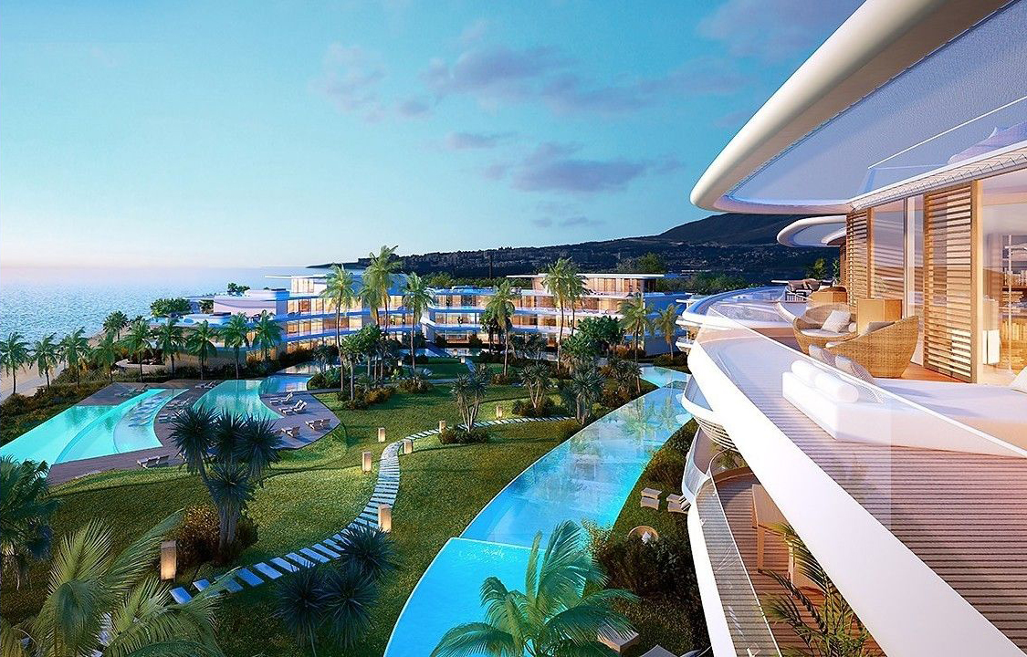 main image of Amazing residential development Estepona with exceptional sea views - Costa del Sol New Developments