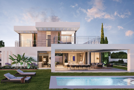 image of apartments and penthouses marbella