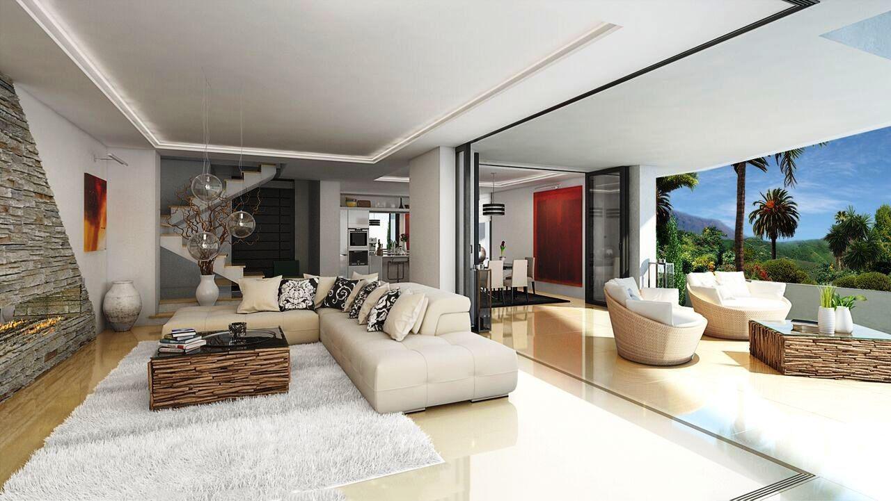 Luxury Style Modern Villas Marbella