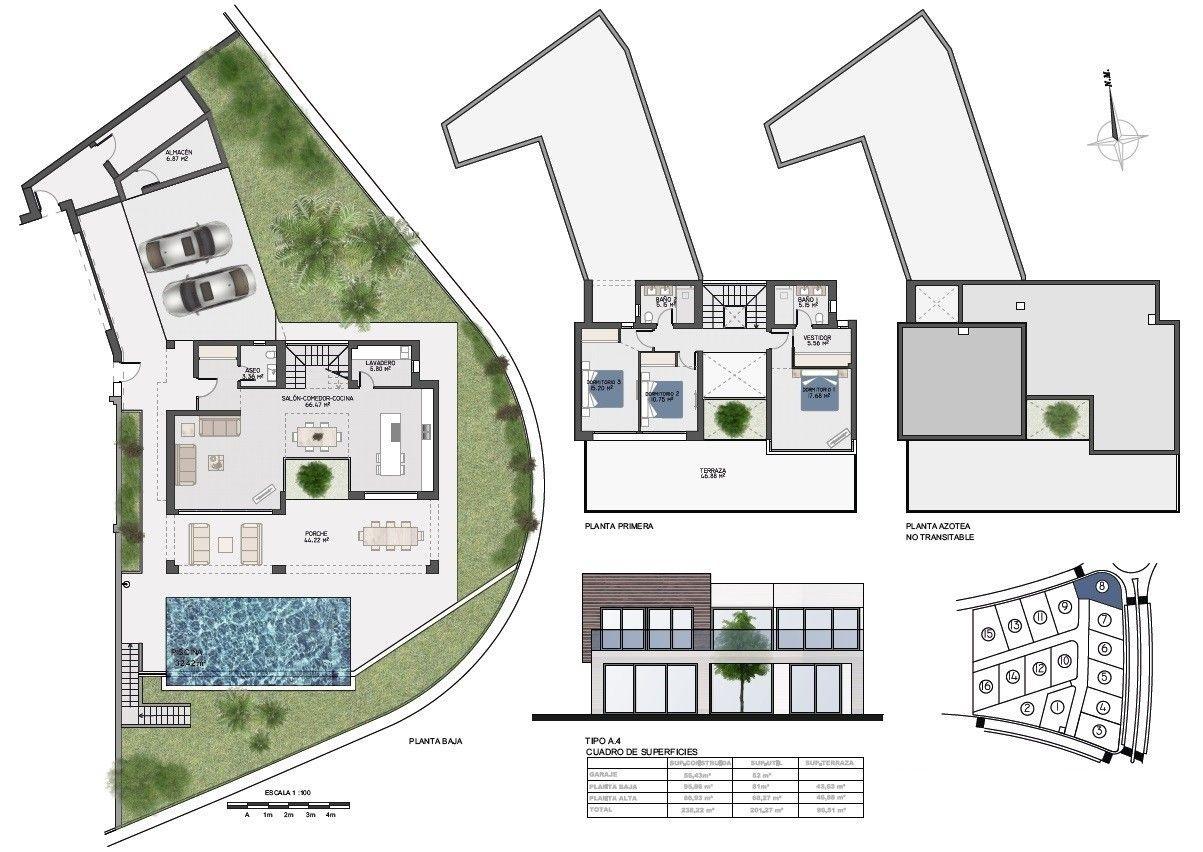 New Modern Villas La Cala Costa Del Sol New Developments