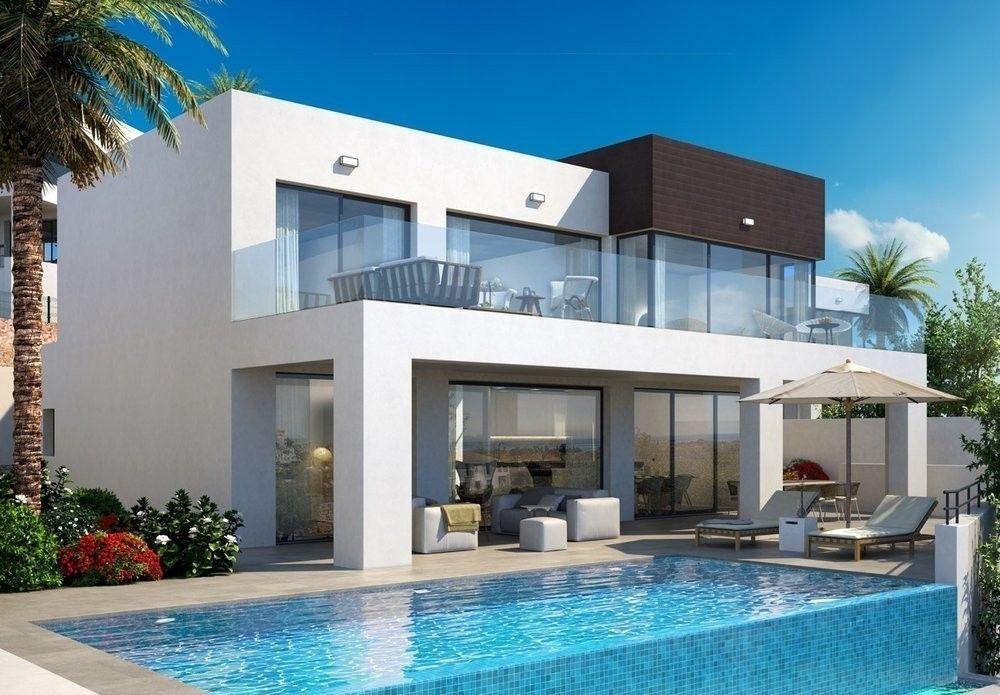 4 Bedroom House Plans Open Floor With Pool