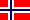 norwegian flag - viewing trips to spain main image