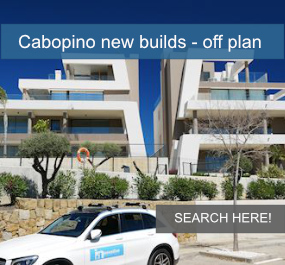 new builds cabopino