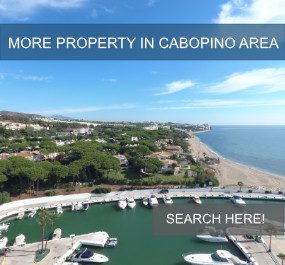 property cabopino port