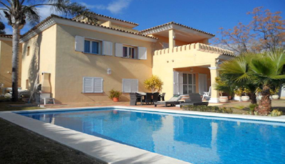 villa for sale marbella - distressed property spain