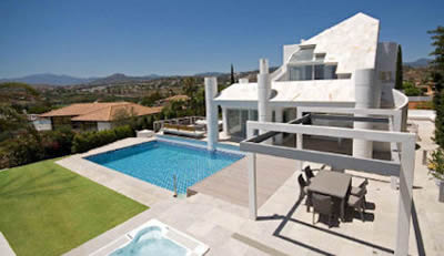 villa marbella image - distressed property spain