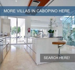 more villas for sale in cabopino