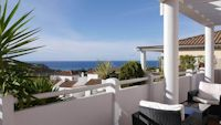 penthouse for sale las mimosas in cabopino